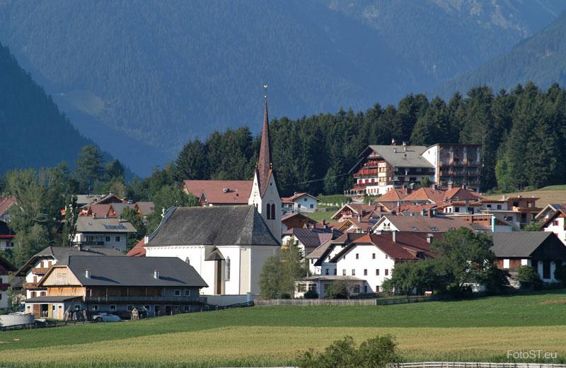 Rasun Di Sotto Valle Di Anterselva Hotel Appartamenti Alto Adige